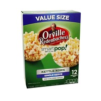 Orville Redenbacher's Smart Pop Kettle Corn Mini Bags