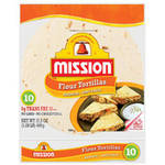 Mission Medium Taco Size Flour Tortillas
