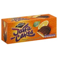 Jacob's Jaffa Cakes - 10 CT