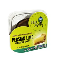 Hail Merry Persian Lime Miracle Tart