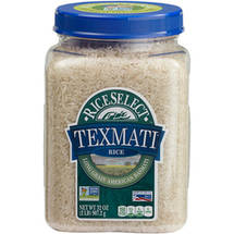 Texmati Long Grain American Basmati Rice