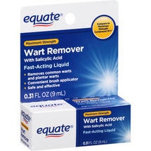 Equate Wart Remover with Salicylic Acid