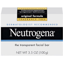 Neutrogena Fragrance Free Facial Bar
