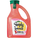 Simply Lemonade Lemonade with Raspberry