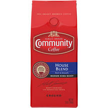 Community Coffee House Blend Medium-Dark Roast Ground Coffee