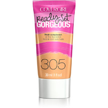 CoverGirl Ready Set Gorgeous Liquid Makeup Foundation Golden Tan
