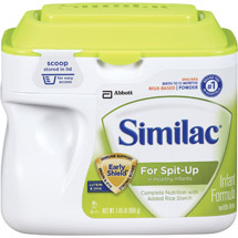 Similac For Spit-Up Infant Formula Powder