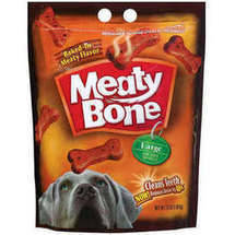 Meaty Bone Large Dog Snacks