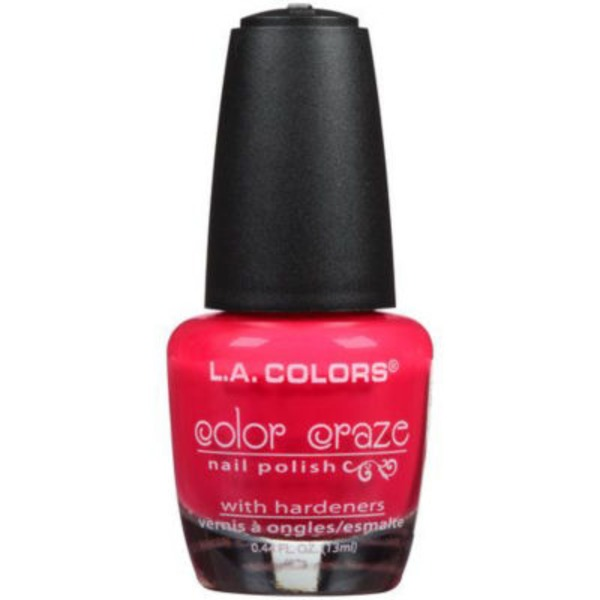 L.A. Colors Nail Polish - Electra CNP511