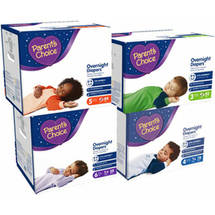 Parent's Choice Overnight Baby Diapers Size 4
