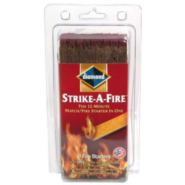 Diamond G Strike-A-Fire Match/Fire Starter
