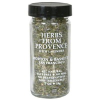 Morton & Bassett Spices Herbs From Provence With Lavender