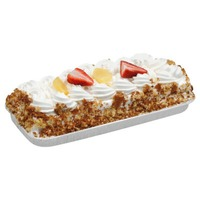 H-E-B Bakery Tres Leches With Two Fruits Cake 1/8 Sheet