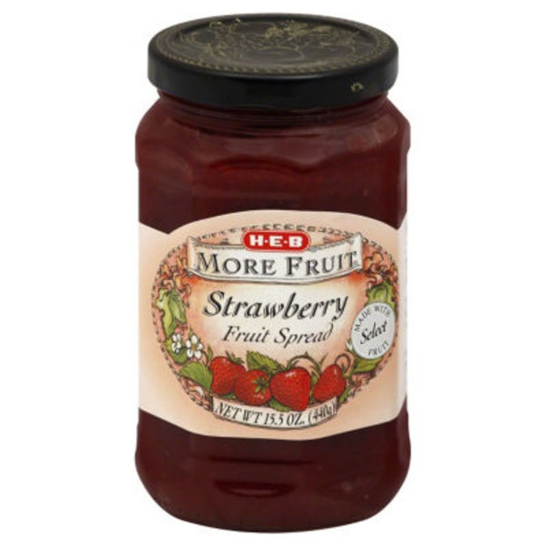H-E-B Strawberry Fruit Spread