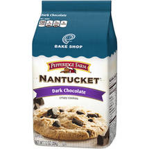 Pepperidge Farm: Chocolate Chunk Dark Chocolate Nantucket Cookies