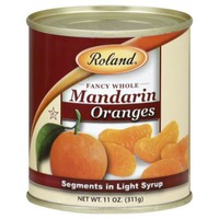 Roland Mandarin Oranges, Fancy Whole