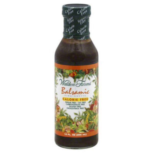 Walden Farms Balsamic Vinaigrette Calorie Free