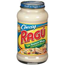 Ragu Light Cheesy Parmesan Alfredo Sauce
