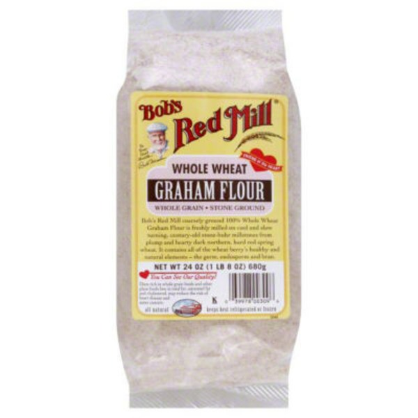 Bob's Red Mill Whole Wheat Graham Flour