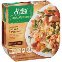 Healthy Choice Cafe Steamers Homestyle Chicken & Potatoes