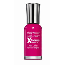 Sally Hansen Hard As Nails Xtreme Wear Nail Color Fuchsia Power