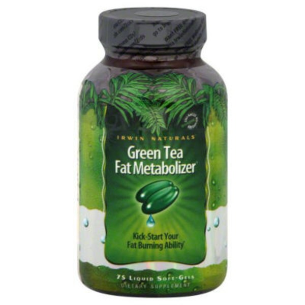 Irwin Naturals Green Tea Fat Metabolizer 300mg