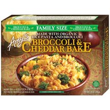 Amy's Family Size Broccoli & Cheddar Bake