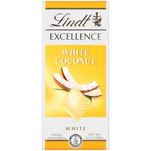 Lindt White Coconut Excellence
