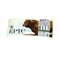 Epic Bar Gluten Free Apple Uncured Bacon Beef Bar