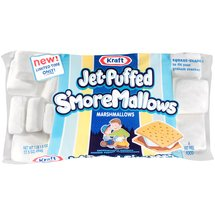 Jet Puffed S'more Mallow Marshmallows