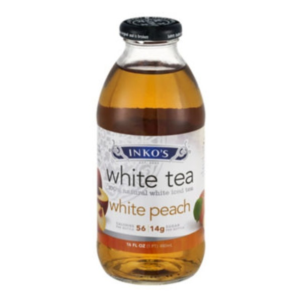 Inko's White Tea White Peach