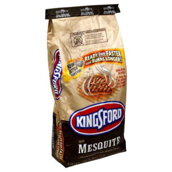 Kingsford Charcoal Briquets with Mesquite