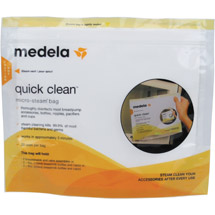Medela - Quick Clean MicroSteam Bags