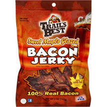 Trail's Best Sweet Maple Glazed Bacon Jerky