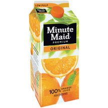 Minute Maid Premium Original 100% Orange Juice