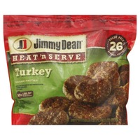 Jimmy Dean Sausage Turkey Patties