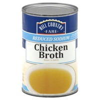 Hill Country Fare Reduced Sodium Chicken Broth