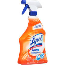 Lysol Power Kitchen Cleaner Spray