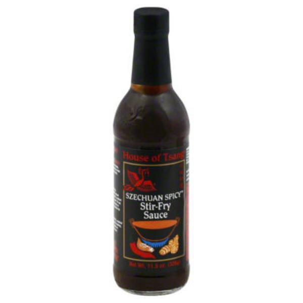 House of Tsang Szechuan Spicy Stir-Fry Sauce
