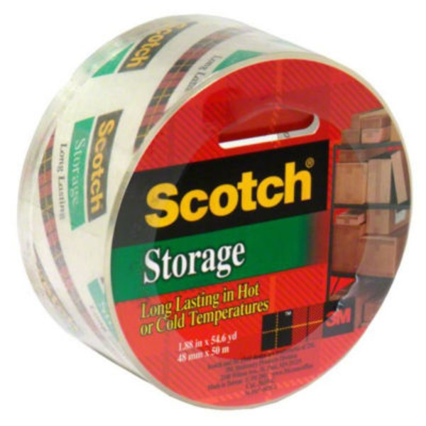 Scotch Moving & Storage Packaging Tape