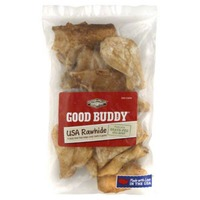 Good Buddy Chicken Flavored Rawhide Chip Dog Bones
