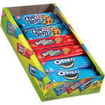 Nabisco Chips Ahoy Nutter Butter & Oreo Cookies Variety Pack