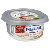 Kraft Philadelphia Garden Vegetable Cream Cheese Spread