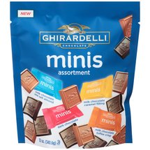 Ghirardelli Chocolate Minis Assorted