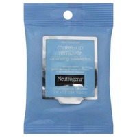 Neutrogena® Ultra Soft Cloths Make-Up Remover Cleansing Towelettes