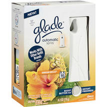 Glade Automatic Spray Starter Hawaiian Breeze