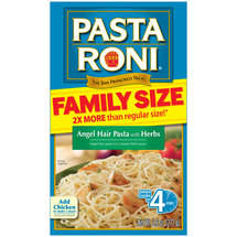 Pasta-Roni Family Size Angel Hair Pasta with Herbs