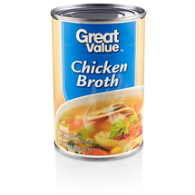 Great Value Ready To Serve Chicken Broth