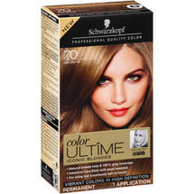 Schwarzkopf Color Ultime Iconic Blondes Hair Coloring Kit 7.0 Dark Blonde