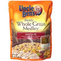 Uncle Bens Santa Fe Whole Grain Medley Ready Rice